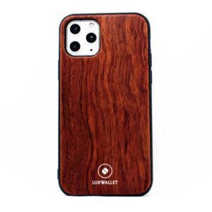 Rozenhouten Iphone-hoesje