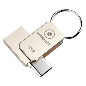 USB Stick + USB-C Connector