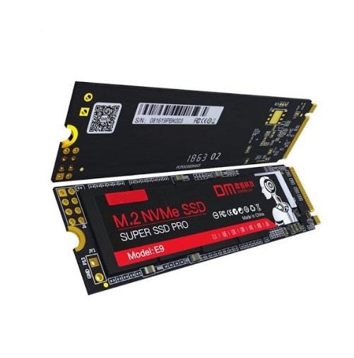 NVMe SSD 512GB
