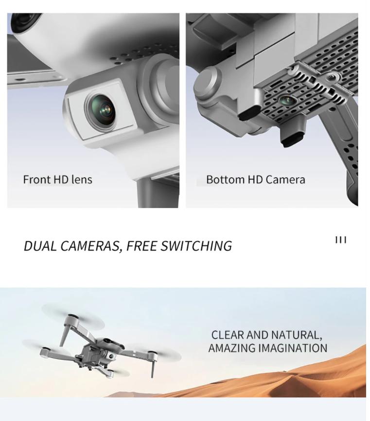 5Ghz WiFI GPS Drone