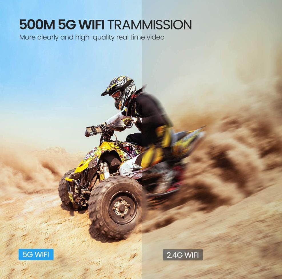 WiFI GPS Drone