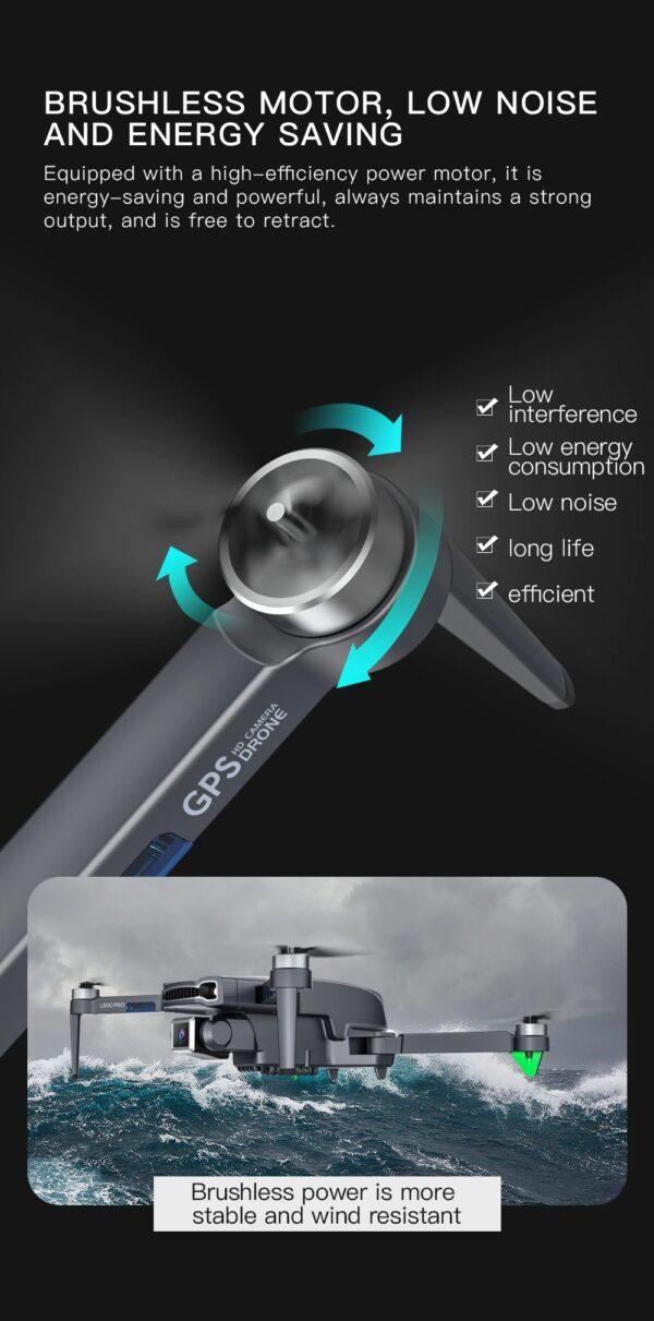 4K Drone Libra
